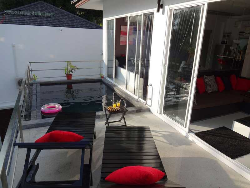 Photo 29 English, cheap pool terrace rooms and lounge, Koh Samui thailande.html